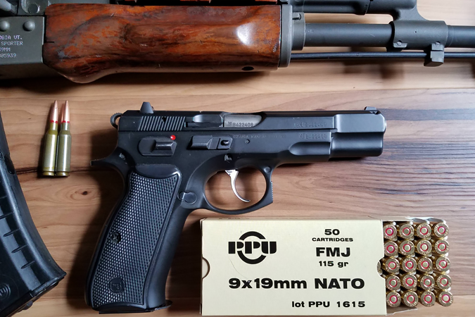 Legally owning a firearm in South Africa